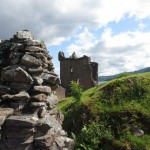 urquhart castle scotland elena b